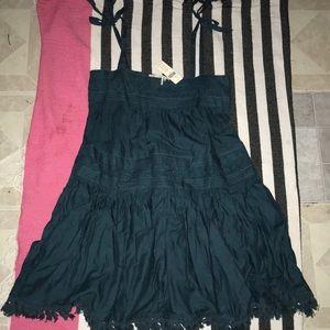 Anthropologie petite dress
